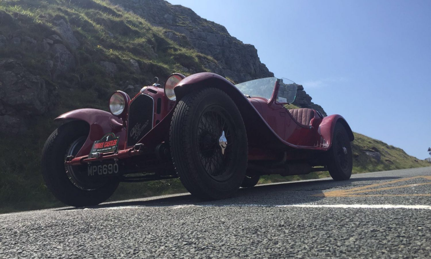 North Wales Car Club